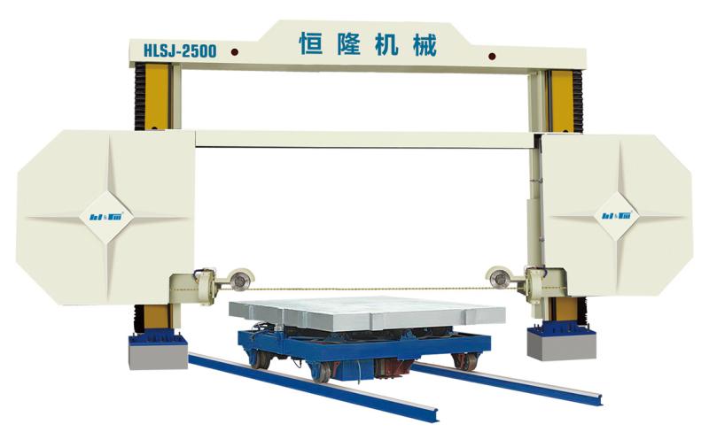 Diamond Wire-saw Trimming Machine