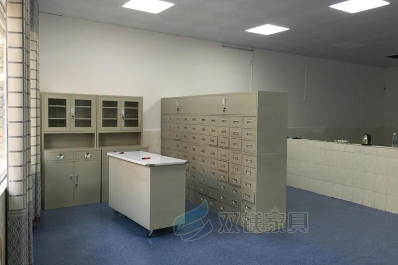 不锈钢中药柜图片 (2)