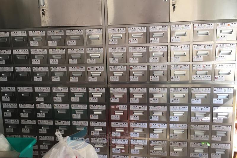 不锈钢中药柜图片 (10)