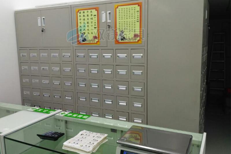 不锈钢中药柜图片 (9)