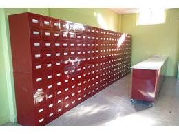 卫生院中药房中药柜调剂台案例