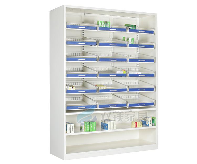 三联组合式药盘柜