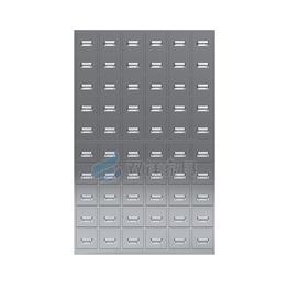 60斗不锈钢中药橱柜
