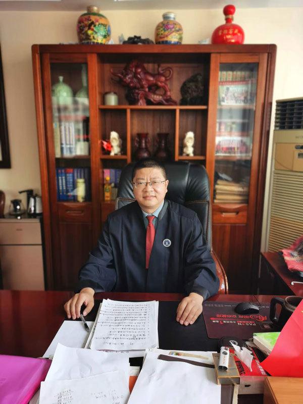 王锋律师2