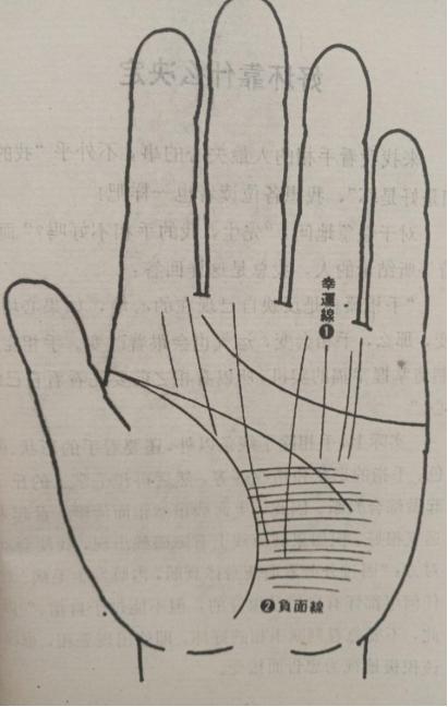 手相之手相纹路多少与性格特征的关系