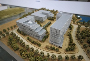 Architecture Physical Model Factory - VF Model
