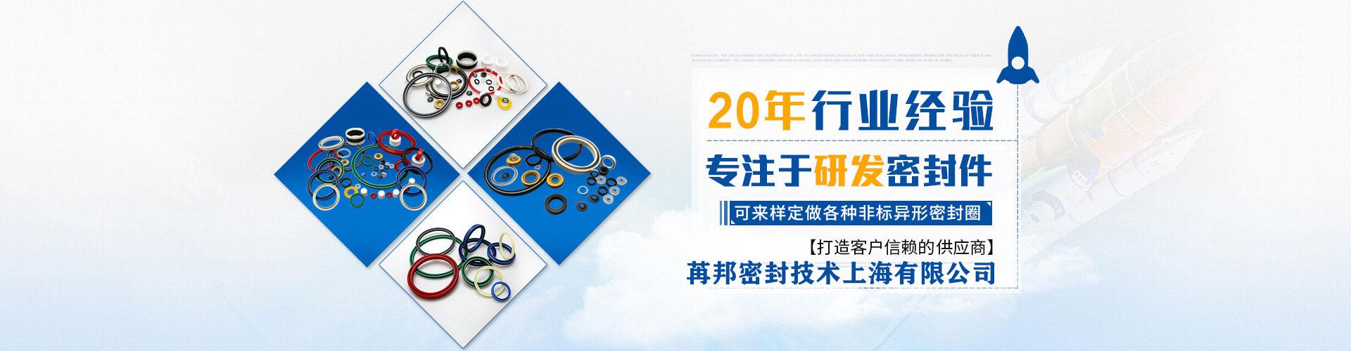 苒邦密封技术上海有限公司是专业生产橡胶垫片的公司