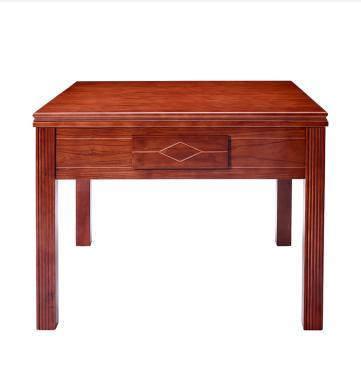 重庆餐桌型实木麻将机