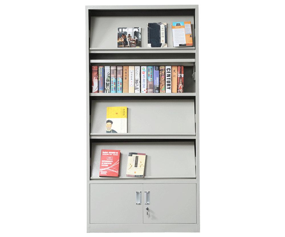 圖書館期刊櫃下檔