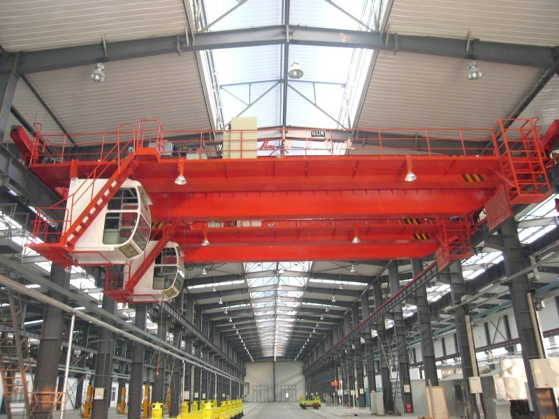 Measures during the rainy season of the lifting machine