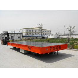 KPX battery powered flat cart