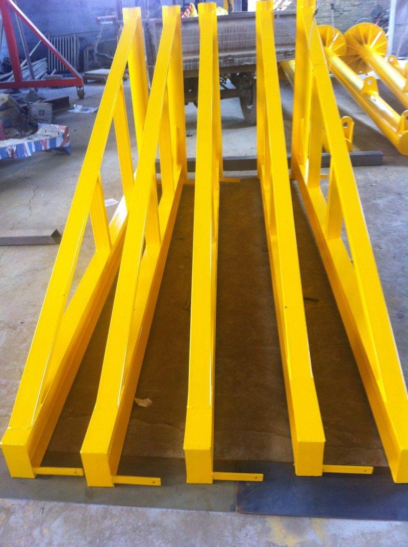 wall mounted cantilever crane