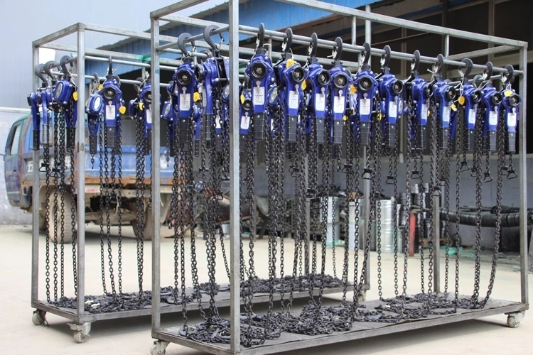 chain block hoist