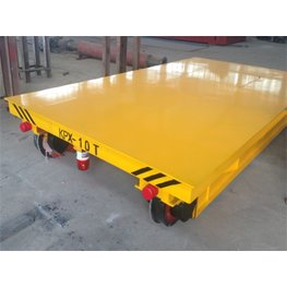 Electric Railway Transfer Cart