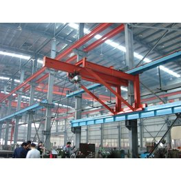 Wall Mounted Jib Crane Design