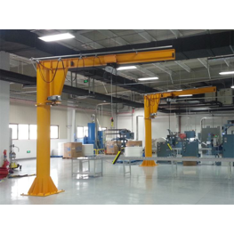 Floor Column Mounted Jib Crane