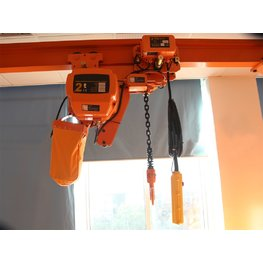 Electric Chain Block Hoist