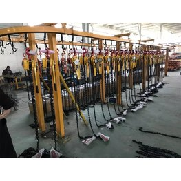 Manual Chain Block Hoist