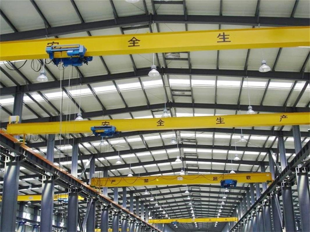 Workshop Low Clearance Overhead Crane