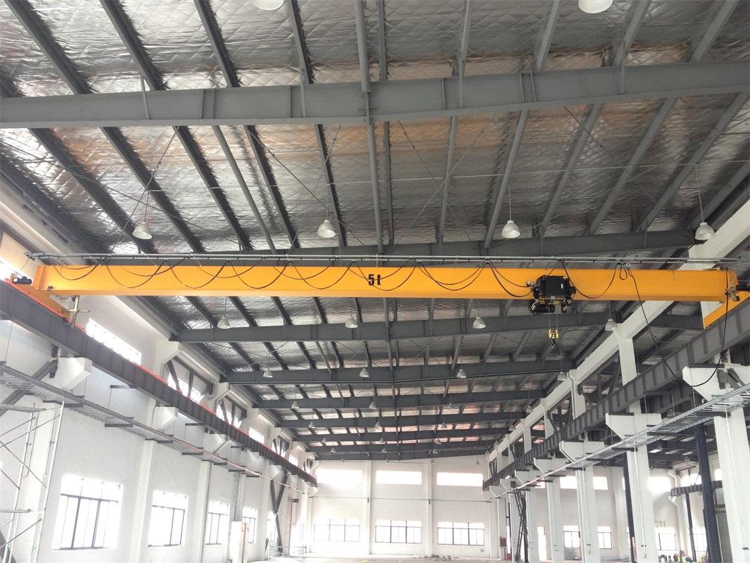 Warehouse European Single Girder EOT Crane
