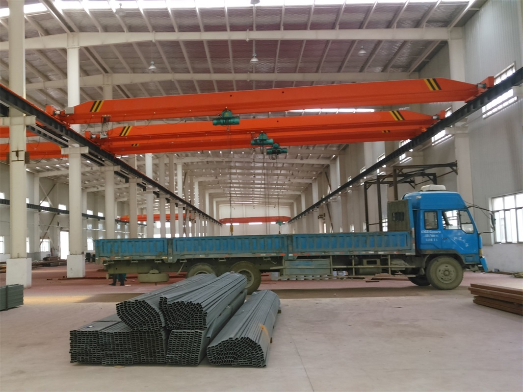 Traveling Single Girder Overhead Crane