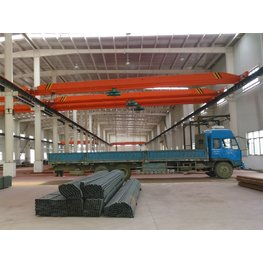 Traveling Single Girder Overhe ...