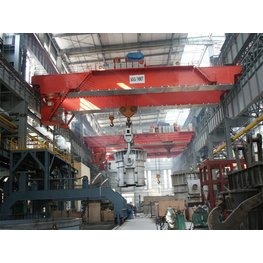 Double Beam Lifting Bridge Cra ...