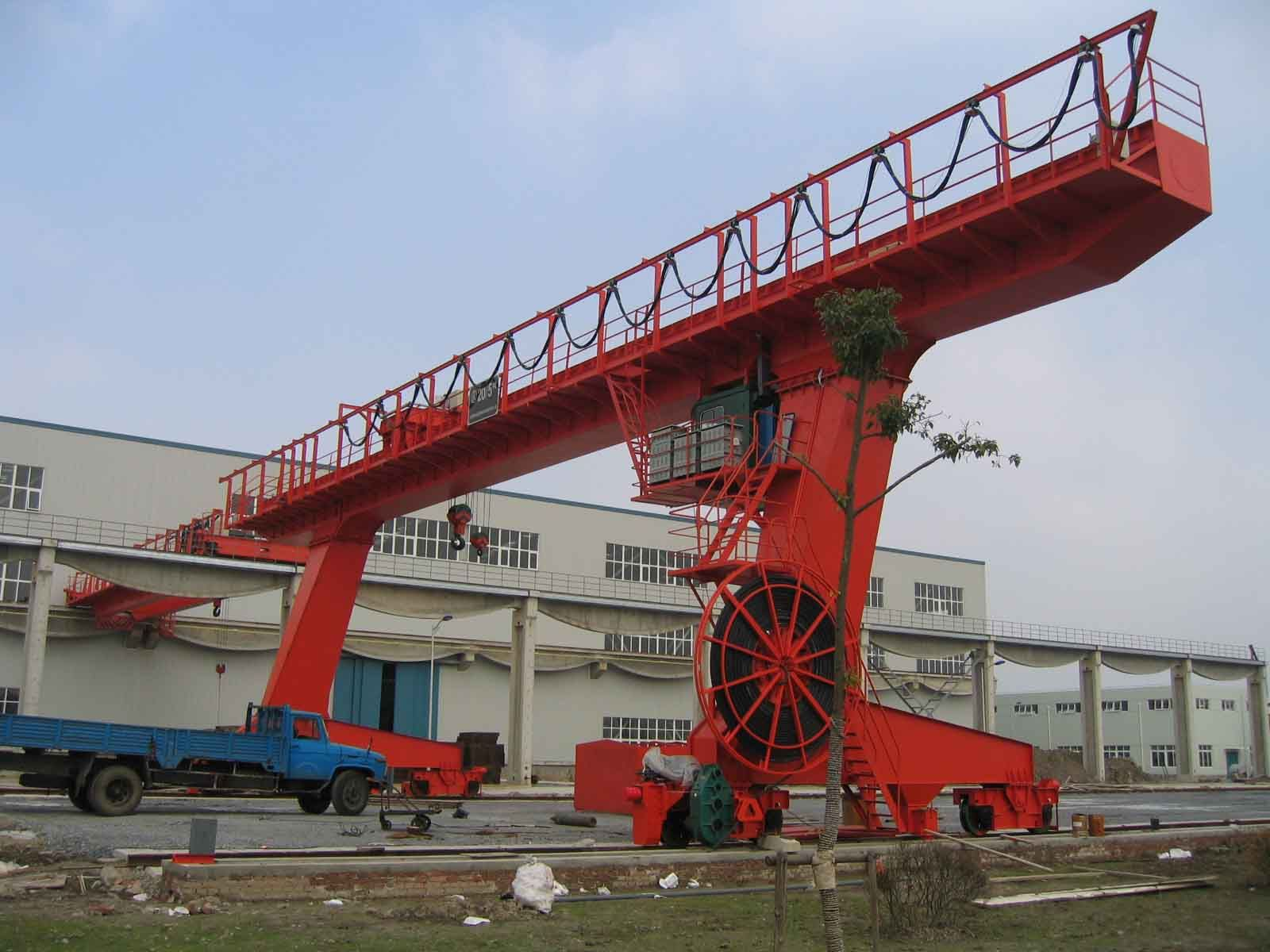 L Type Lifting Gantry Crane Service