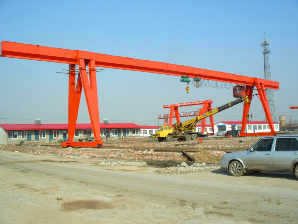 1 ton 20 ton Single Girder Gantry Crane Manufacturer