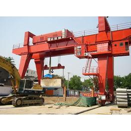 Double Beam Gantry Crane Manuf ...