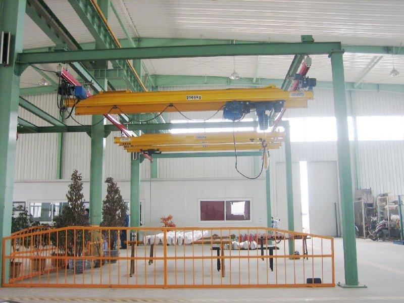 hoist overhead crane
