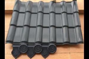 重慶樹脂瓦廠家恒泰瓦業分析樹脂瓦和石棉瓦的特點