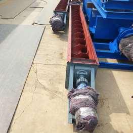 单轴螺旋输送机厂家-单轴螺旋输送机型号