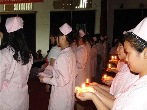 护士授帽仪式