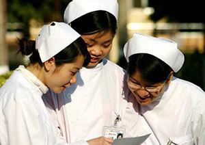 白衣天使-护士