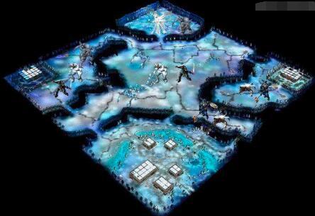 传奇手游版中要懂得利用和注意地图带来的各方面