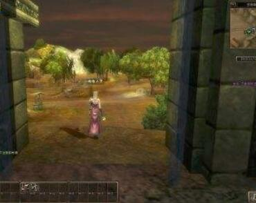 傳奇手遊版裏的地圖精靈村有很多好東西喲
