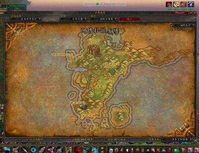 传奇手游版变态版中荒村废墟地图介绍说明