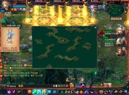 在热血传奇手游电脑版五阶兽魂副本虚空岛的BOSS介绍