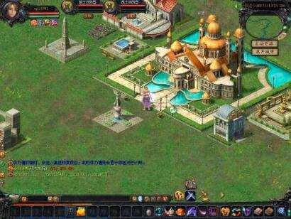 热血传奇手游电脑版中修城堡的方方面面介绍给你知晓