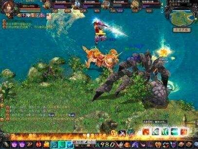 热血传奇手游电脑版游戏里提升角色实力的方法多样化