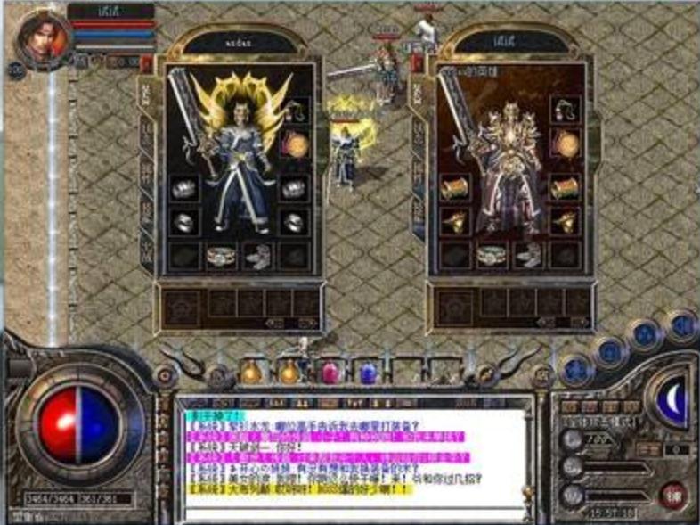 热血传奇手游电脑版刷金币打boss也有要注意的方面
