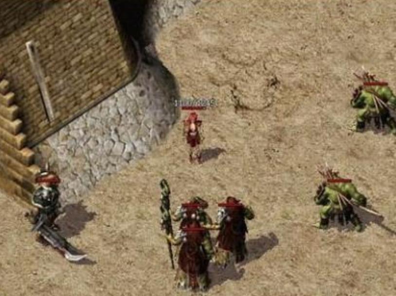 手游传奇战士技能全面解析
