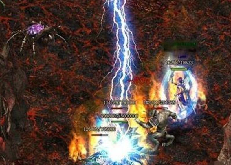 热血传奇手游电脑版魔法师技能大全详细介绍