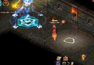 玩家在热血传奇手游电脑版里必须懂得掌握好顺序问题