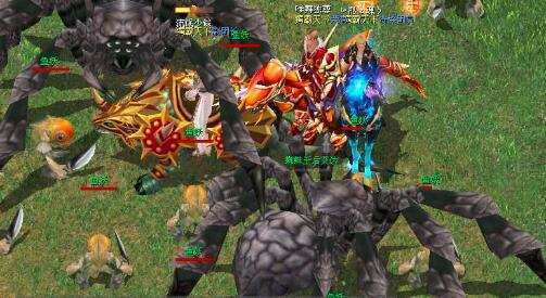 玩家在热血传奇手游电脑版里刷怪必须把握好每一个地图