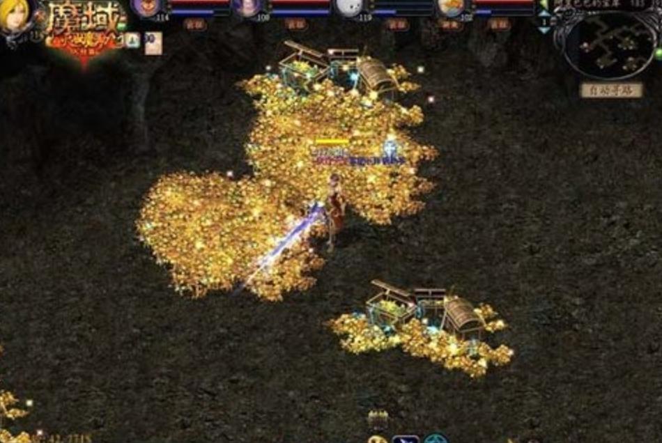 关于传奇手游版新主城地图的全方位介绍