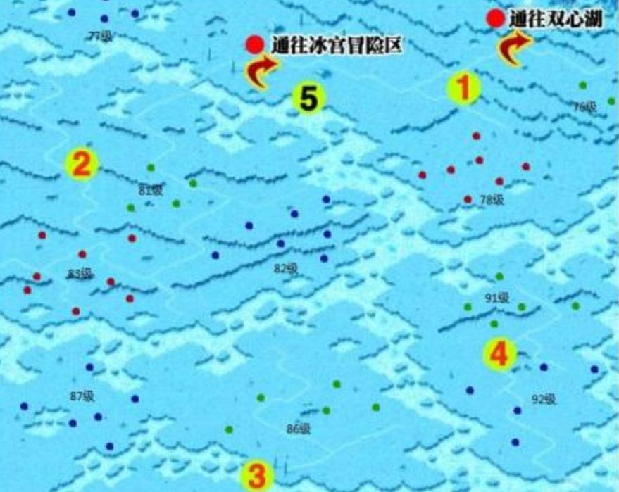 传奇手游排行榜里专属挂机地图让玩游戏更轻松