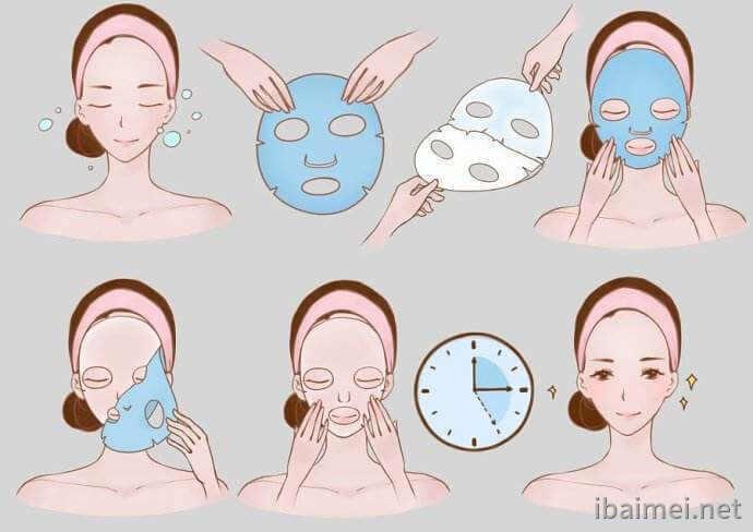 广州化妆品加工给你的敷面膜的建议