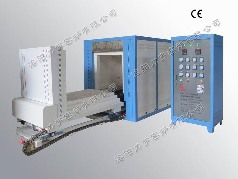 高溫臺車爐LYL-16TL